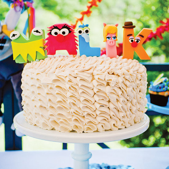 Muppet Birthday Cake Ideas