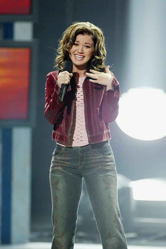 You Remember When Kelly Clarkson Won American Idol