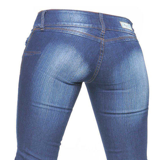 Your Jeans Didn't Have Back Pockets