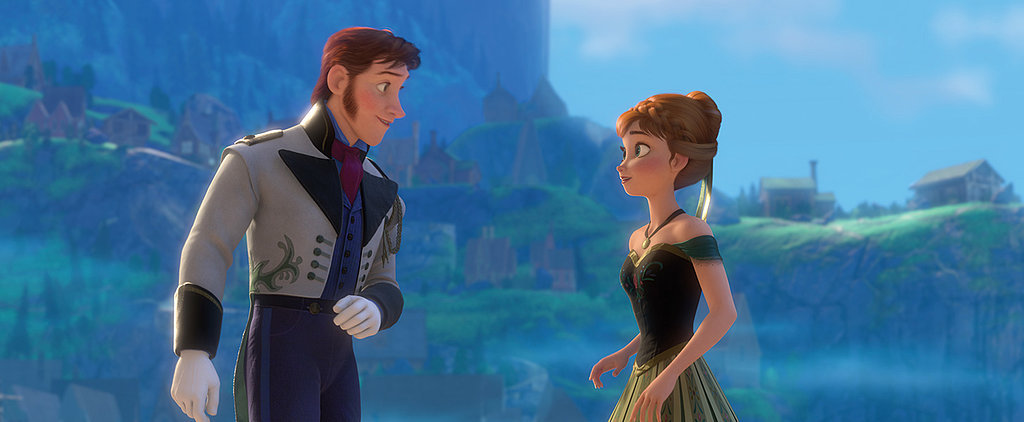A Fan Theory About Frozen That Made Us Go 'Whoa'