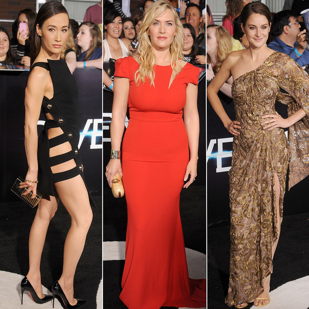 Did Shailene Woodley Just Outshine Kate Winslet?