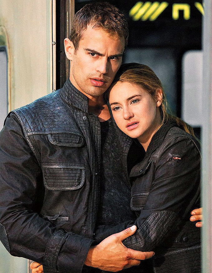 divergent movie tris and four - photo #23