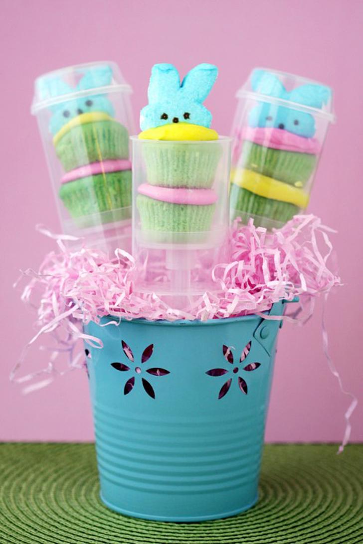 Cupcake Push-Pop Peeps