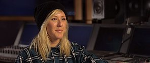 Go Behind the Scenes of the Divergent Soundtrack With Ellie Goulding!