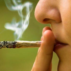 Parents Smoking Pot Legally