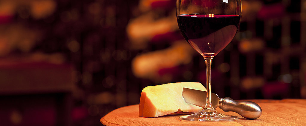 An Unconventional Wine-and-Cheese Pairing You Need to Try