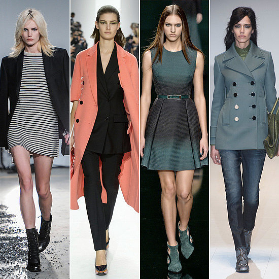 The Most Wearable Outfits From Fashion Week Autumn 2014