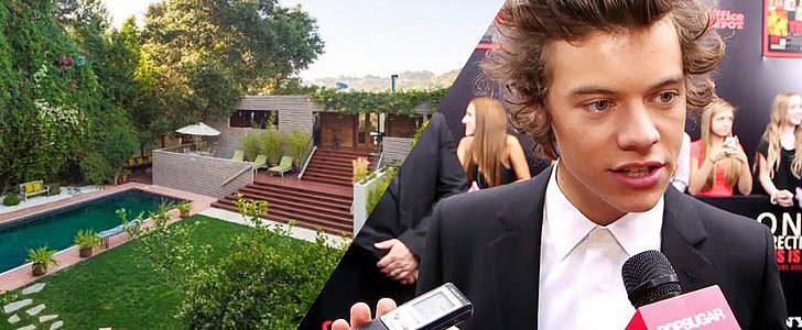 Harry Styles Just Bought a Beverly Hills Bachelor Pad