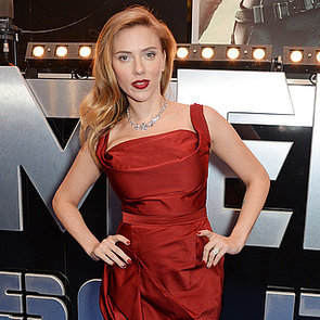Scarlett Johansson Maternity Style Pictures