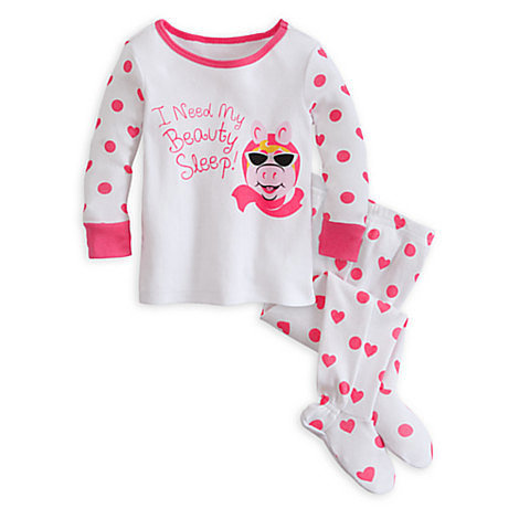 Miss Piggy Pajamas