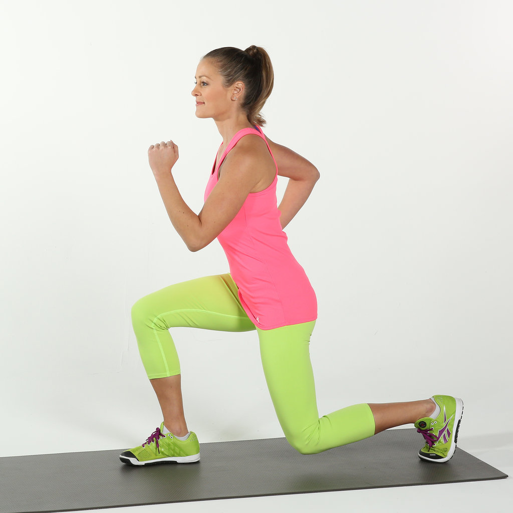 30 Best Gym Gloves Australia Images On Pinterest: Lunges And Exercises To Get A Good Butt And Legs