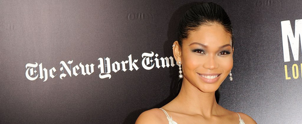 Chanel Iman Voices Her Concerns For the Modeling Industry
