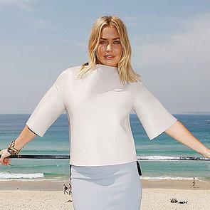 Lara Bingle Wearing Australian Fashion Designers | Pictures