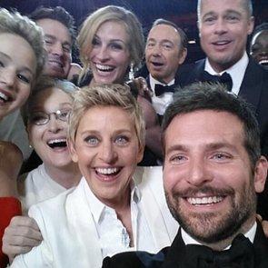 Colette Designs Ellen Oscars Selfie Sweatshirt