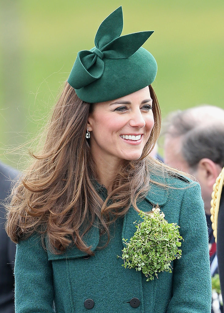 Kate Middleton's Blowout