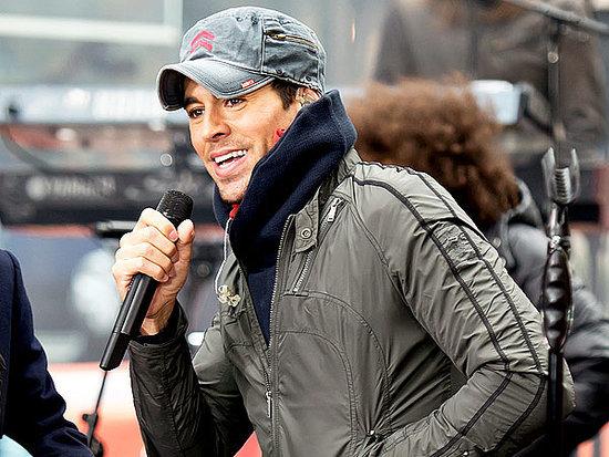 Watch Enrique Iglesias Teach Andy Cohen the Art of Seduction