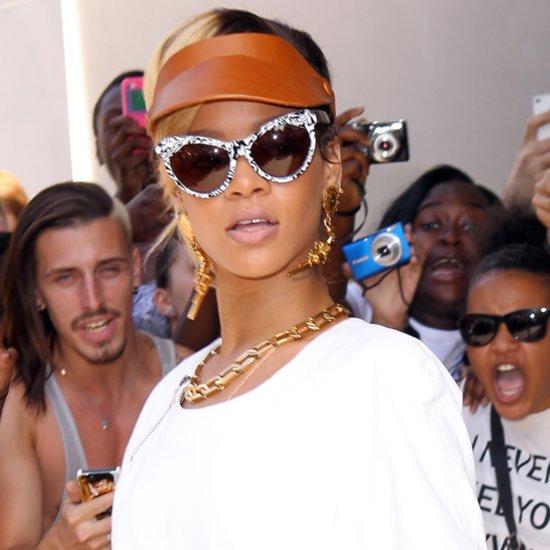 Celebrities Wearing Cat Eye Sunglasses