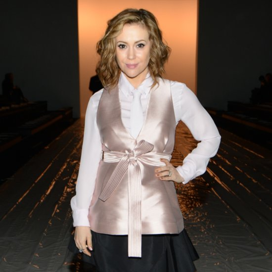 Alyssa Milano Is Pregnant With Her Second Child