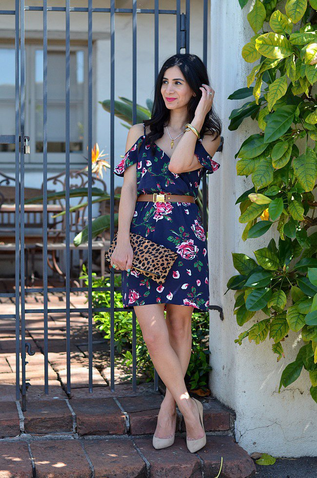 Congrats, AVintageSplendor! That floral dress is keeping us looking straight through to Summer.