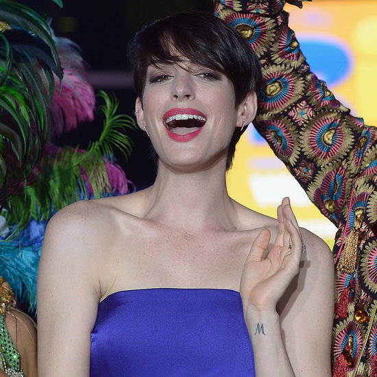 Anne Hathaway at Rio 2 Premiere in Miami | Pictures