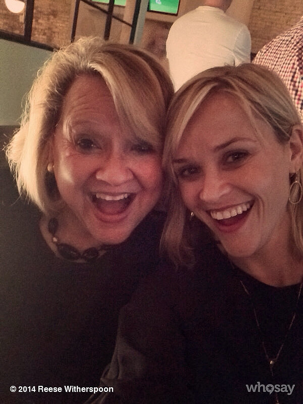 Source: WhoSay user reesewitherspoon