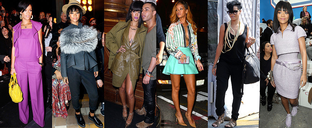 Rihanna's Style Is Now Officially Award-Winning Good