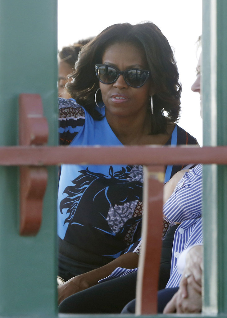 Michelle Obama Clover Canyon Top