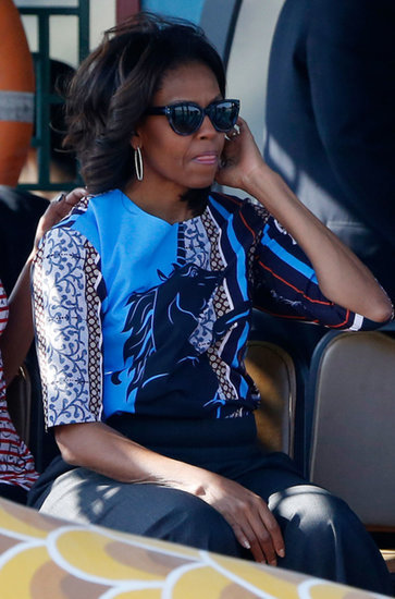 Michelle Obama Is Officially the Coolest First Lady Ever