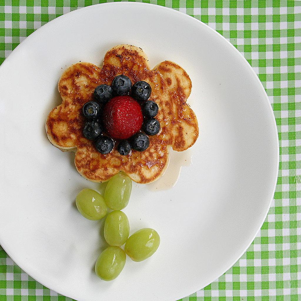 Pancake Flower