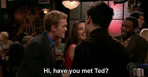 And he lends his talents to help friends in need, like Ted.