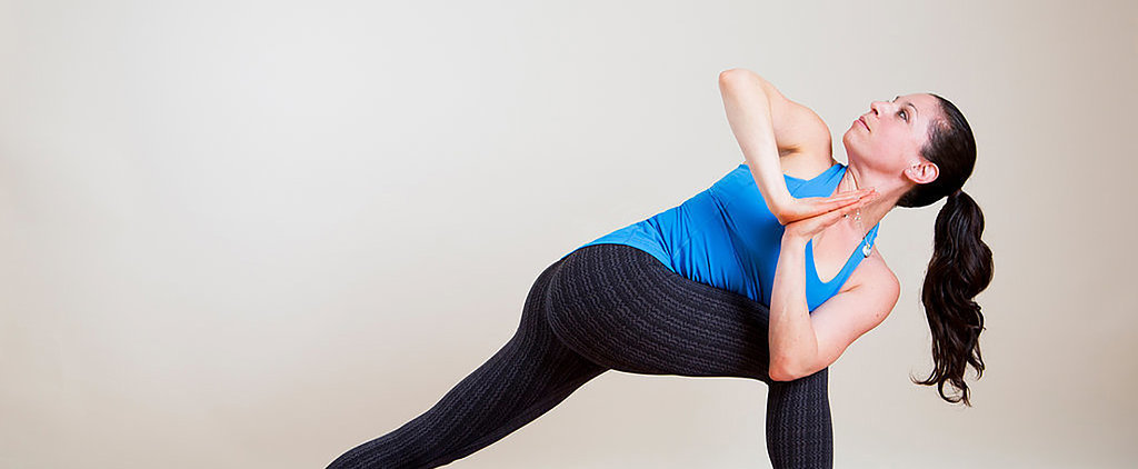 The Battle of the Bulge: Yoga to Get Rid of a Muffin Top