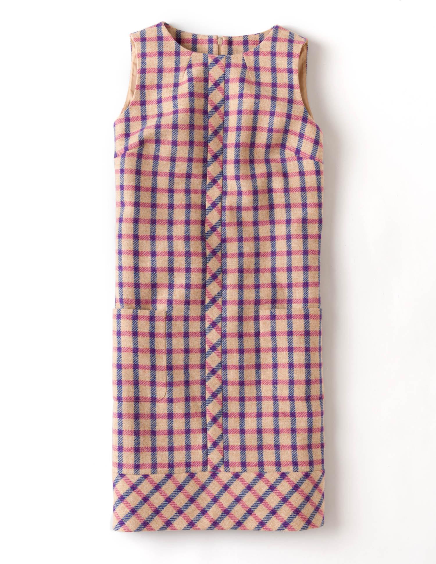 Boden british tweed shift dress 131 originally 218 for Boden british style