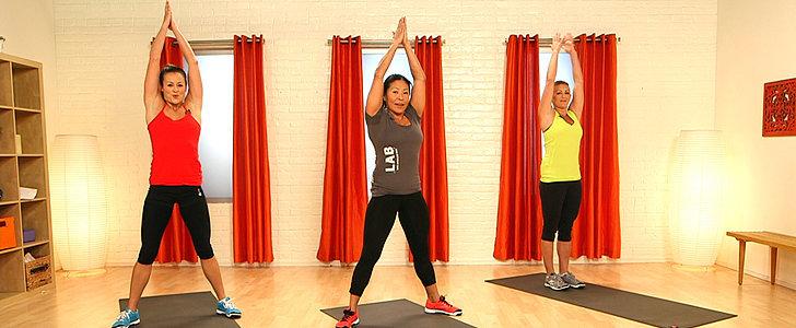 Jessica Alba's Bikini-Body Secret: CrossFit