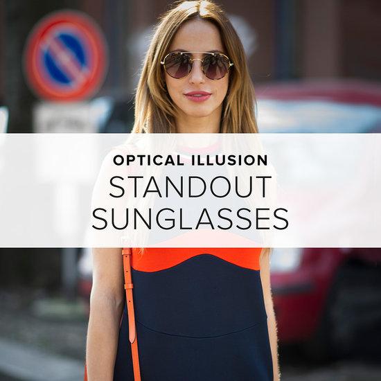 Spring/Summer Sunglasses Trends 2014 | Shopping