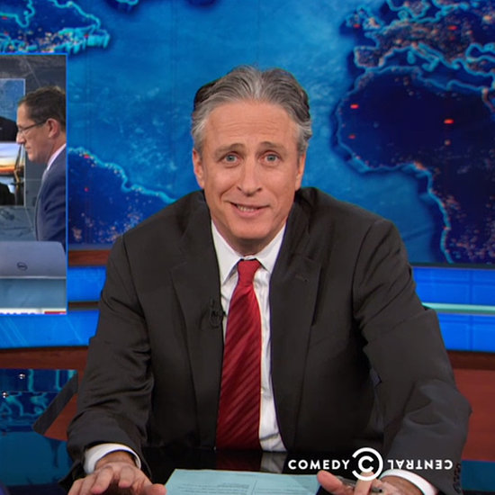 The Daily Show With Jon Stewart on Flight 370 Coverage