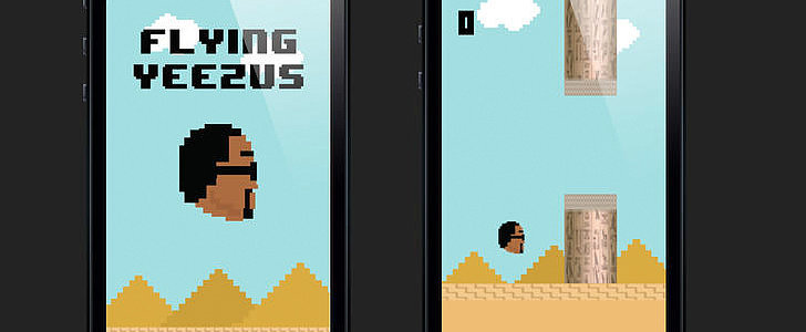 First Comes Vogue, Then Comes a Kanye West Flappy Bird Game