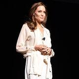 Angelina Jolie bei CinemaCon über Unbroken