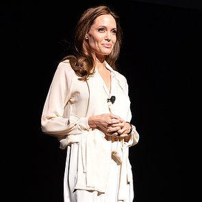 Angelina Jolie at CinemaCon 2014