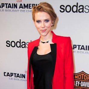 Scarlett Johansson on Family Balance