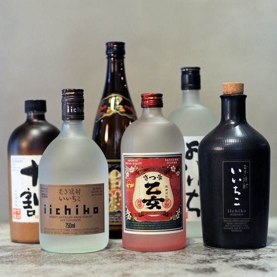 What Is Shochu?