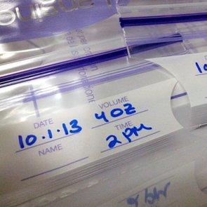 Ideas For Organizing Frozen Breast Milk