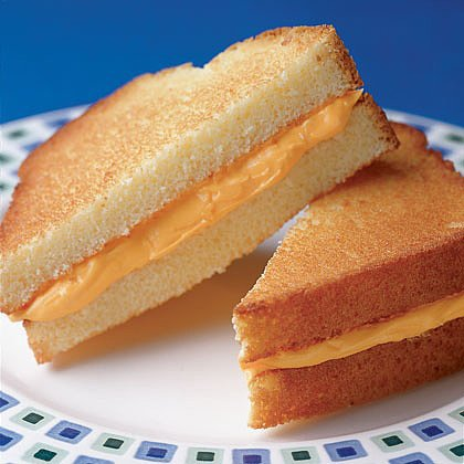 Grilled Cheese Cake