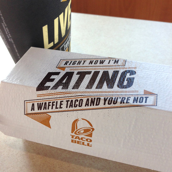 Taco Bell Breakfast Review