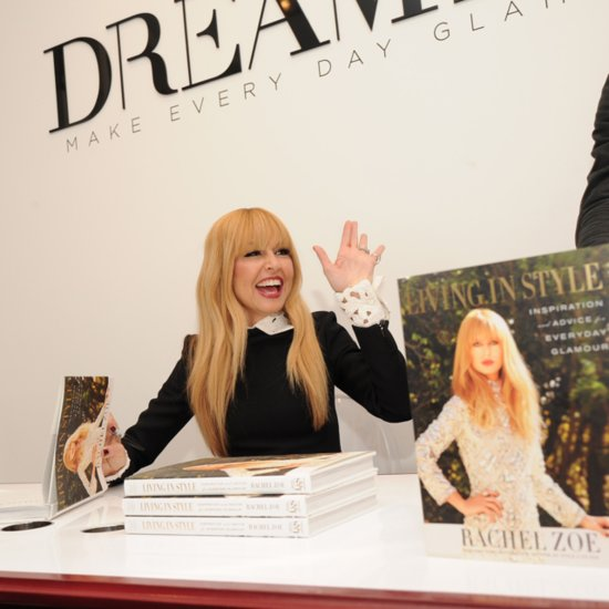 Rachel Zoe Living in Style Book Interview
