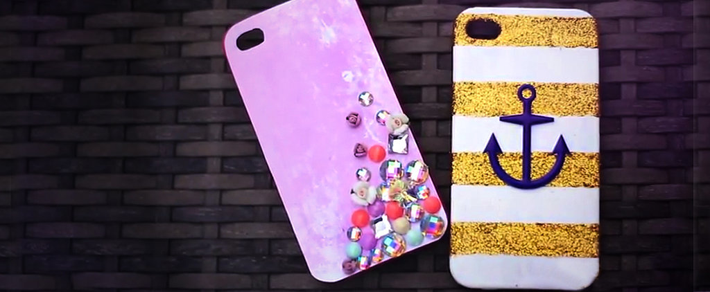 DIY Phone Cases With Evelina Barry