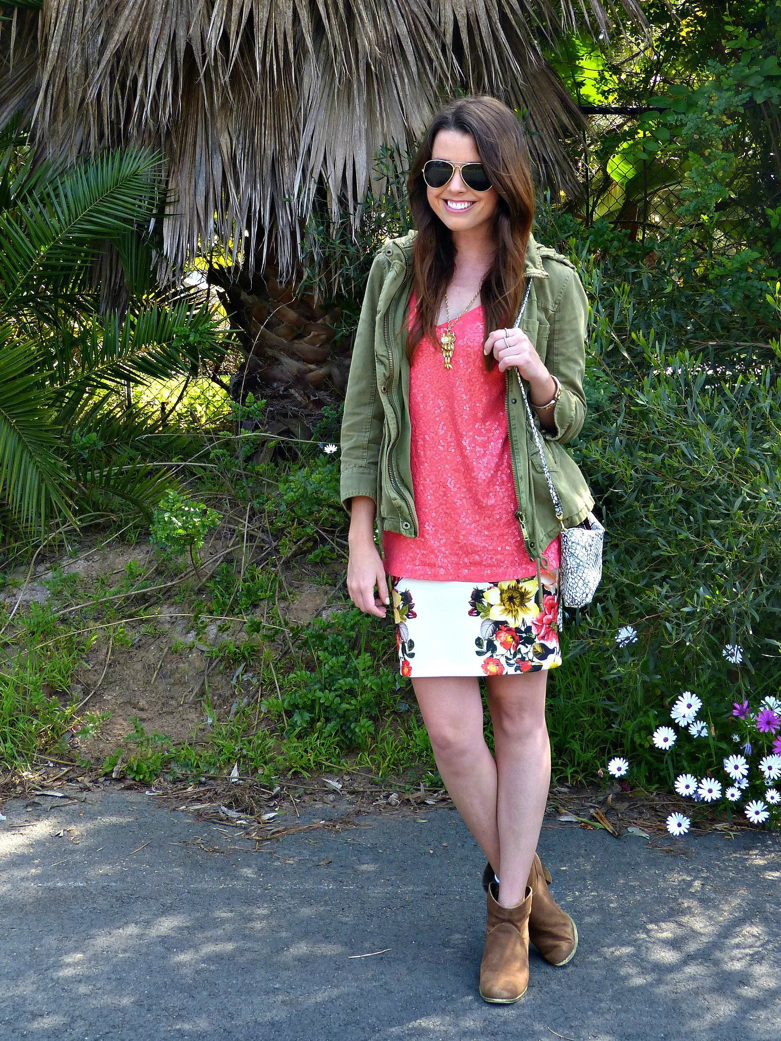 Congrats, abigailsterling! We'd pack this exact outfit for our Spring break!