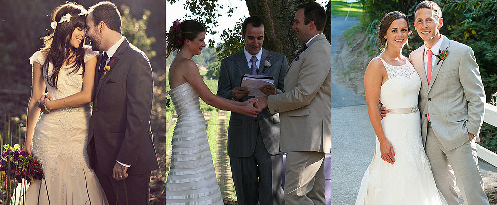 These Real-Life Wedding Dress Stories Will Inspire Your Own Search