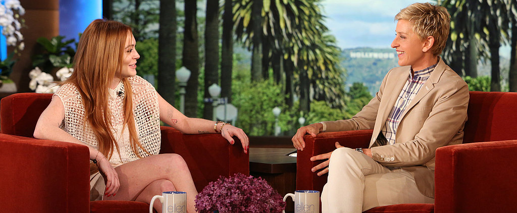 There's Nothing Funny About Ellen's Interview With Lindsay Lohan