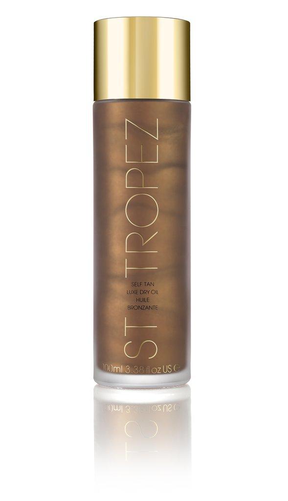 St. Tropez Tanning Essentials Oil