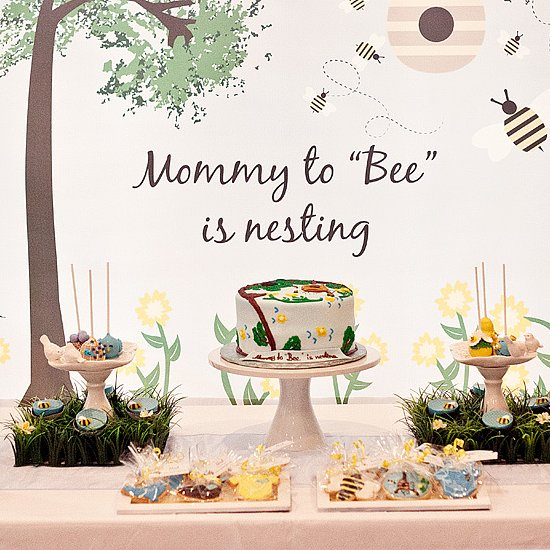 Birds and Bees Baby Shower Idea